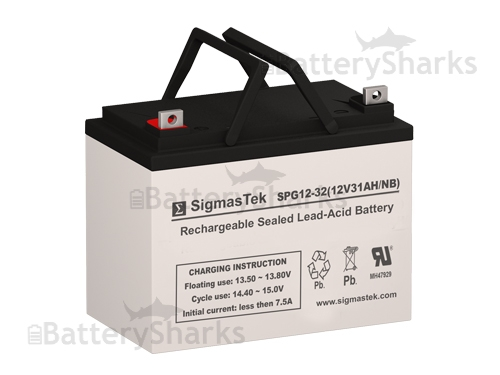 SPG12-32 Gel Battery