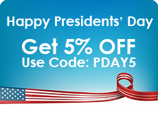 BatterySharks President's day Coupon Code