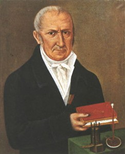 Alessandro Volta - The inventor of the battery