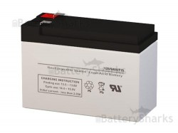 12 volt 9 ah battery
