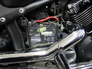 Yamaha Motorcycle Battery