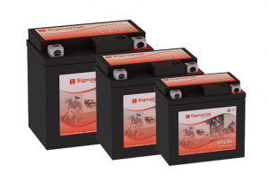 AGM ATV batteries by SigmasTek