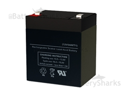 Universal Power UB1250 (D5741) Battery (Replacement)