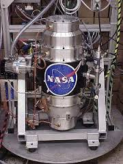 Nasa Electromechanical batteries
